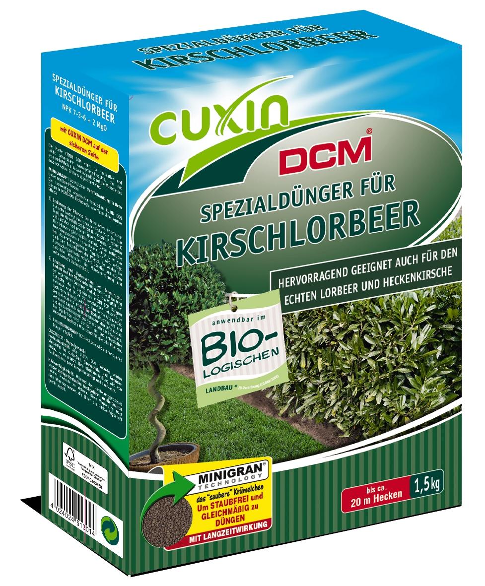 cuxin speziald nger f r kirschlorbeer seedshop24. Black Bedroom Furniture Sets. Home Design Ideas
