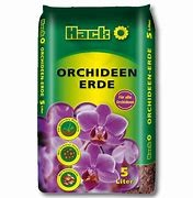 Orchideenerde 5 Ltr. für alle Orchideen incl. 6 Wochen Nährstoffe