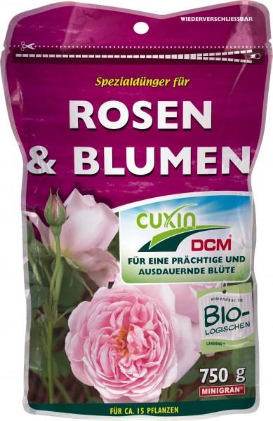 CUXIN Spezialdünger für Rosen & Blumen