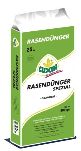 CUXIN 25 kg Rasendünger Spezial Granulat
