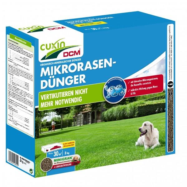 CUXIN DCM MIKRO- Rasendünger