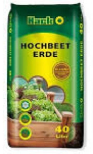 Bio Hochbeet Erde 40 L Befüllung Hochbeet Hochbeeterde Erde Grünkompost TORFFREI