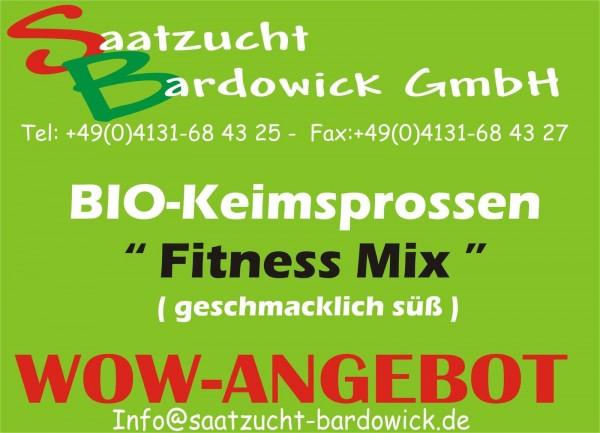 BIO Keimsprossen Fitness MIX Mischung Keimsaat