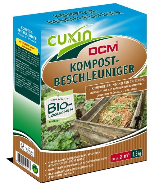 CUXIN DCM Kompostbeschleuniger