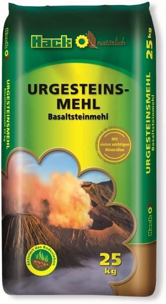 25 kg Urgesteinsmehl Basaltsteinmehl fein gemahlen Gesteinsmehl