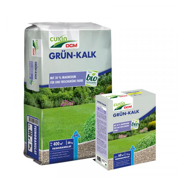 CUXIN DCM Grünkalk Gartenkalk Kalk Rasenkalk