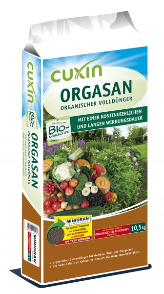 Cuxin DCM ORGASAN