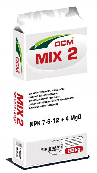 CUXIN DCM MIX 2 Universaldünger für den Ziergarten 25 Kg