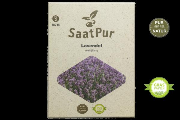 Lavendel - für ca. 100 Pflanzen