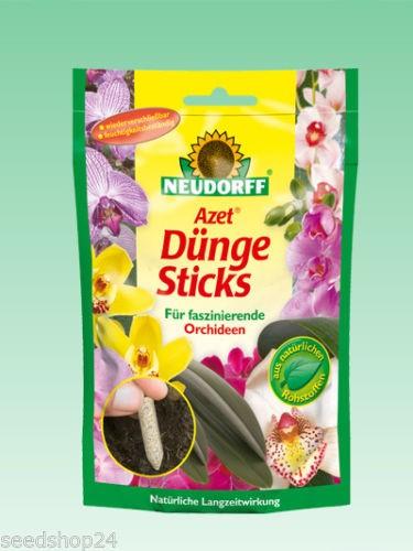 Neudorff - Azet Dünge Sticks für Orchideen