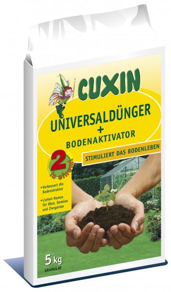 CUXIN DCM Universaldünger + Bodenaktivator