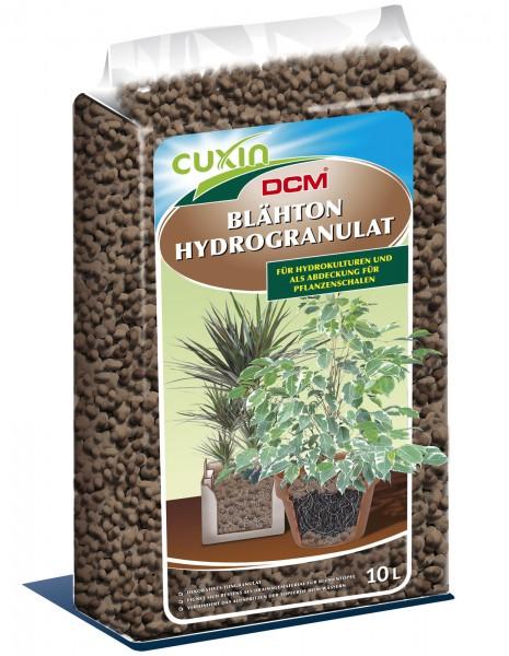 CUXIN DCM Blähton Hydrogranulat 8 - 16 mm