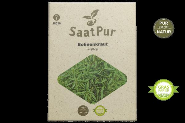 Bohnenkraut (Pfefferkraut) - 0,5 g für ca. 400 Pflanzen