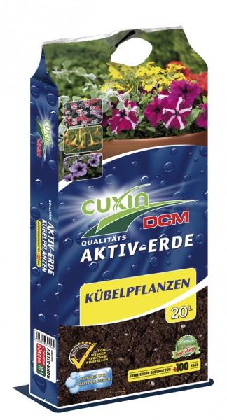 CUXIN DCM AKTIV-ERDE für Kübelpflanzen