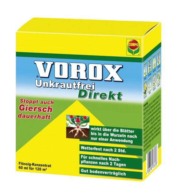 COMPO VOROX Unkrautfrei Direkt