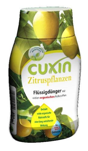 CUXIN DCM Flüssigdünger für Zitruspflanzen