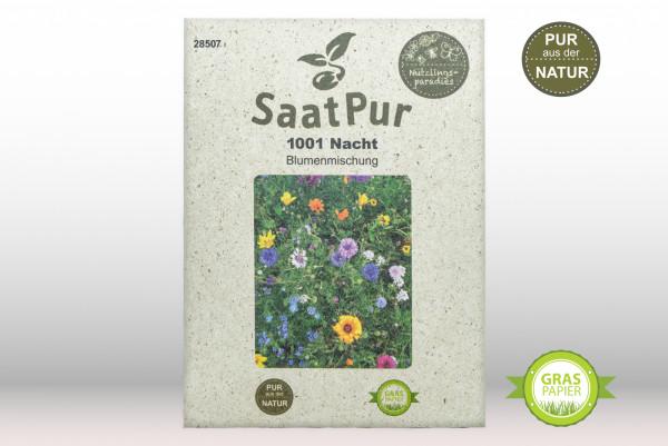 Sommerblumenmischung 1001 Nacht Blütenzauber