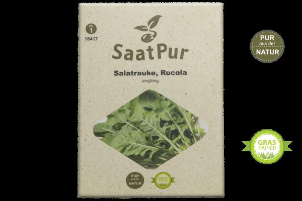 Salatrauke (Rucola) - für ca. 600 Pflanzen