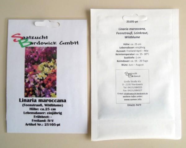 Feenstrauß, Leinkraut, Wildblume