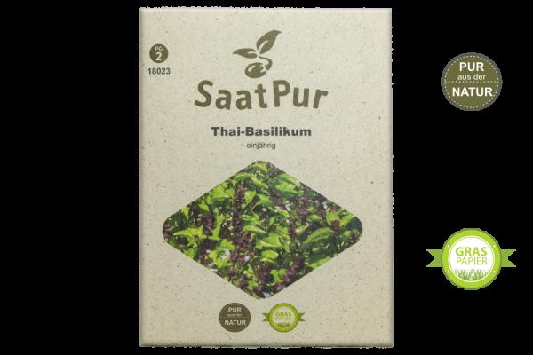 Thaibasilikum - für ca. 150 Pflanzen