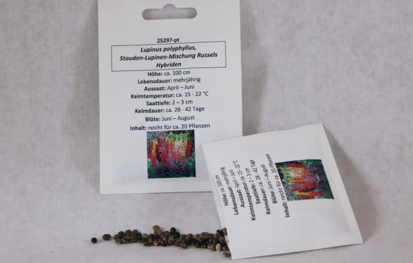 Stauden-Lupinen-Mischung Russels Hybriden